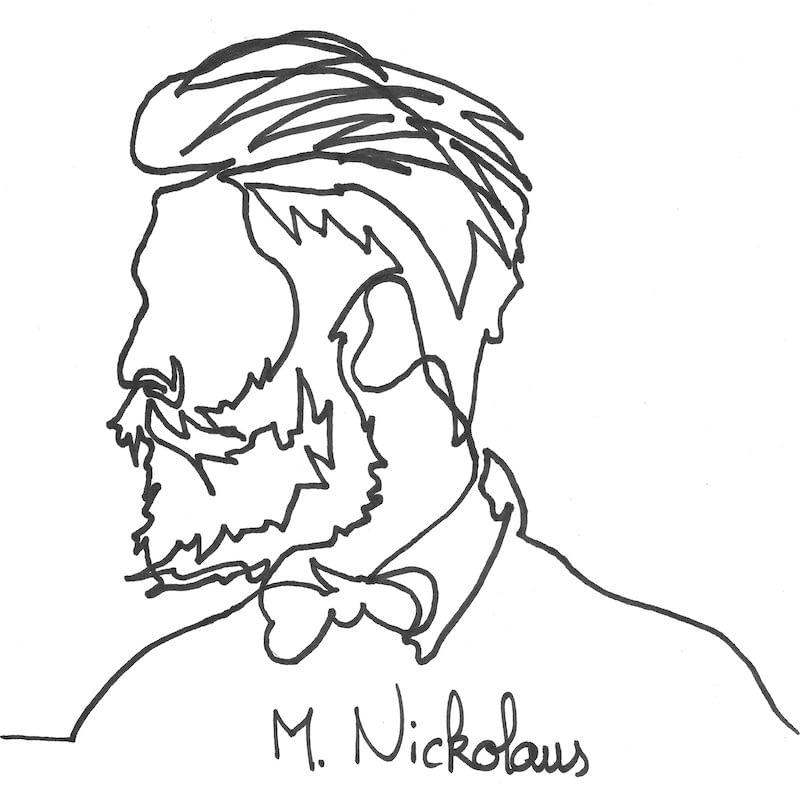 Portrait de Nickolaus
