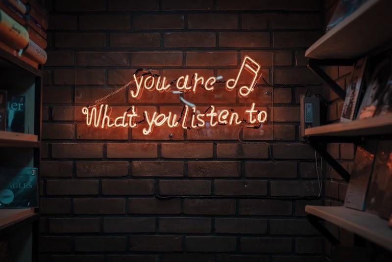 You are what you listen to : l'univers musical de RéValité