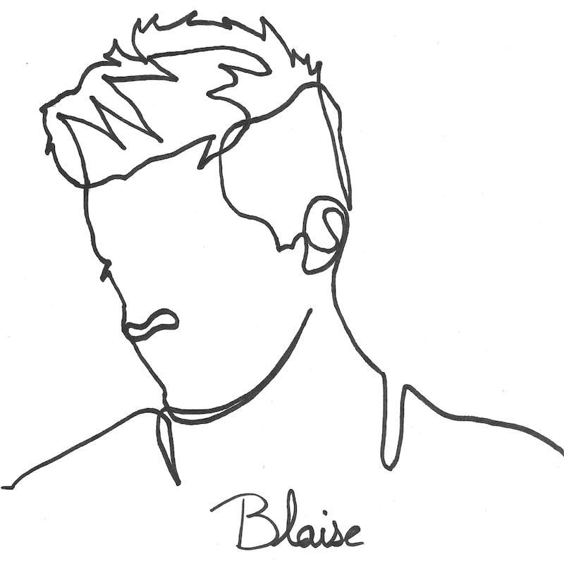Portrait de Blaise