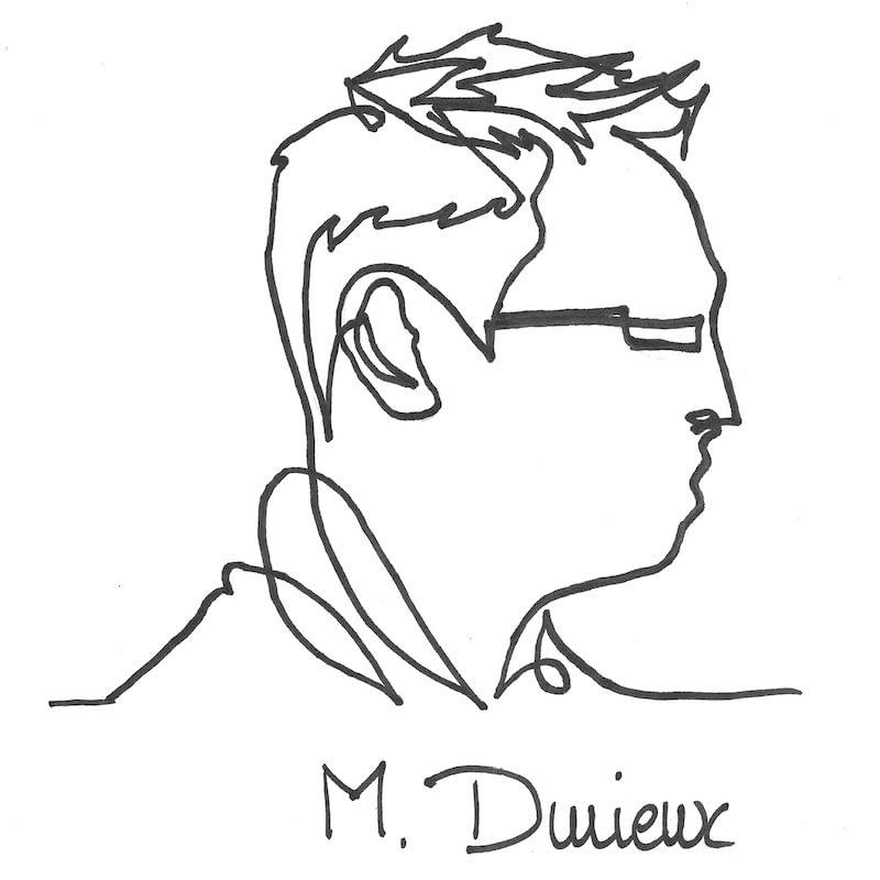 Portrait de Durieux