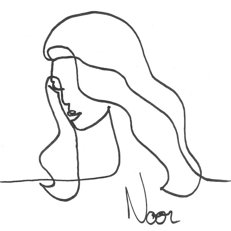 Portrait de Noor