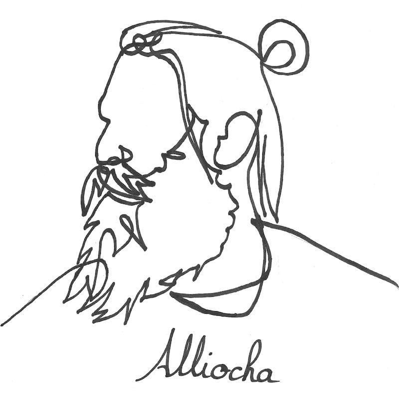 Portrait d'Alliocha